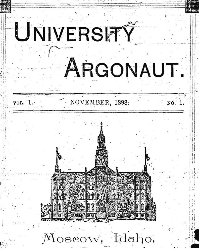 cover image of Argonaut 1898