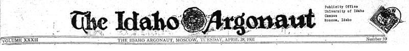 Argonaut 1931