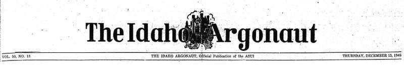 Argonaut 1945