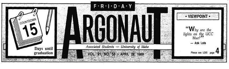 Argonaut 1989