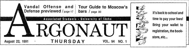 Argonaut 1991