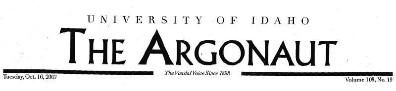 Argonaut 2007