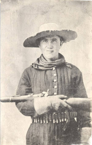 Colonel J. W. Redington
