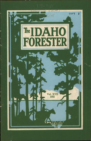 The Idaho Forester - 1935 (Vol. 17)