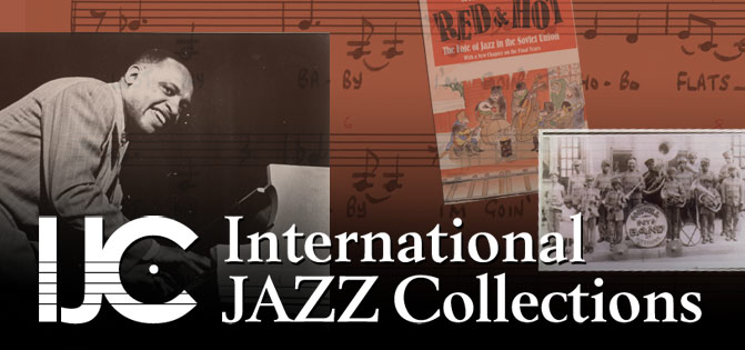 Collage International Jazz Collection Image