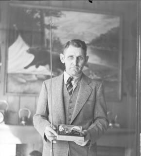 Fishing Contest, 1937