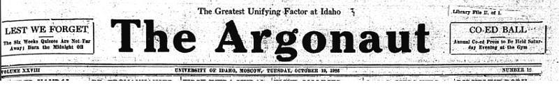 Argonaut 1926