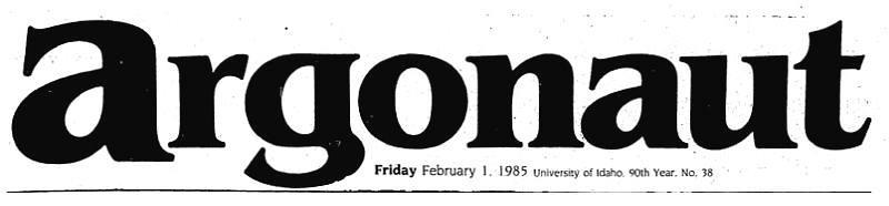 Argonaut 1985