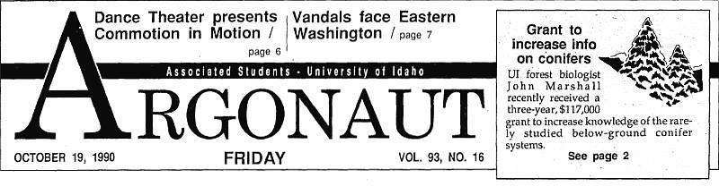 Argonaut 1990