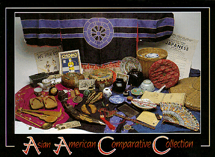 Asian American Comparative Collection