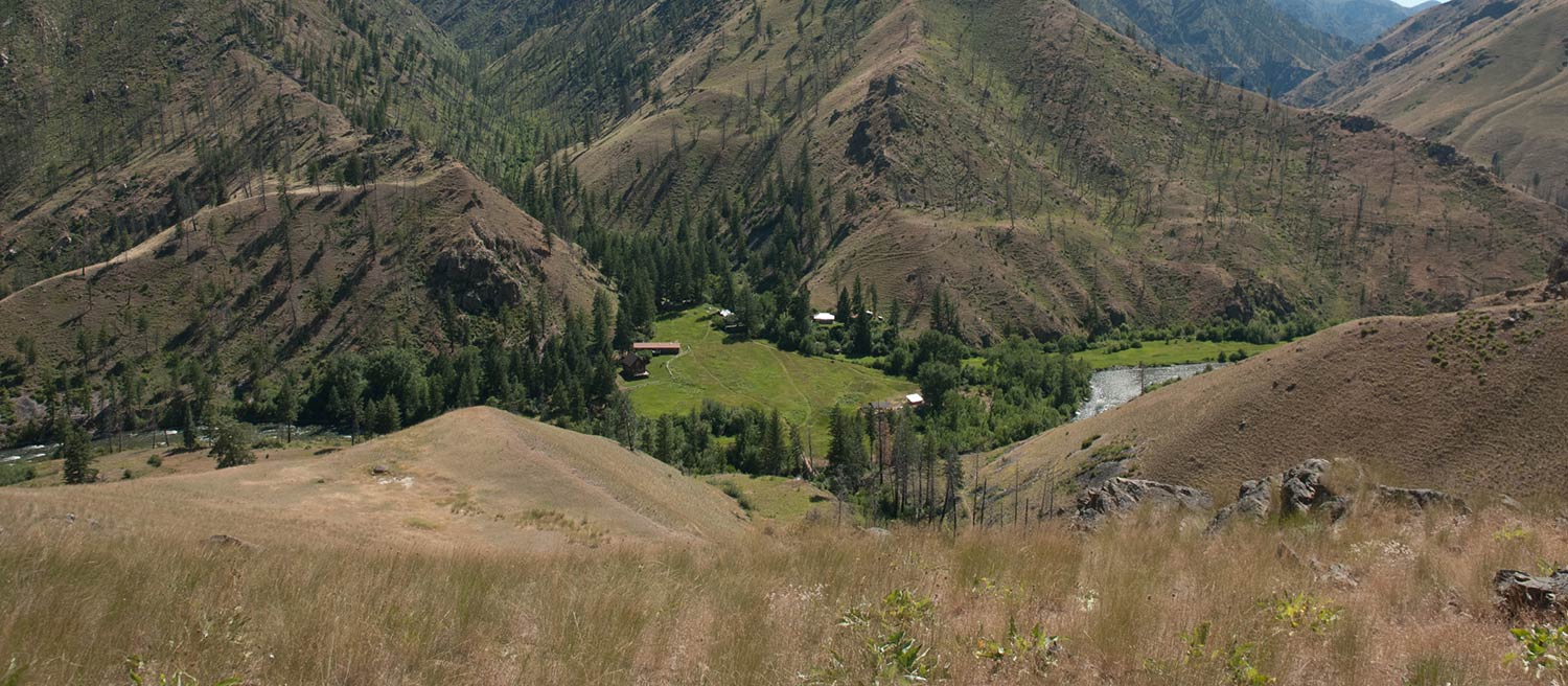 Taylor Wilderness Research Station, University of Idaho