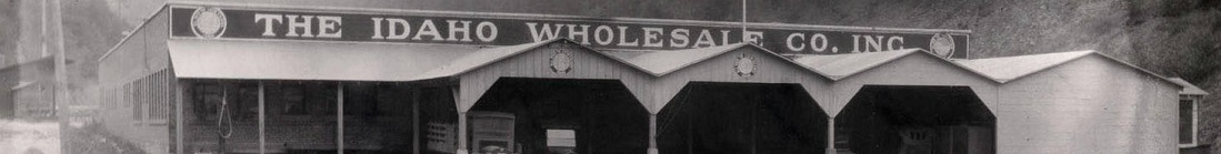 1925 photograph of The Idaho Wholesale Co., Inc.