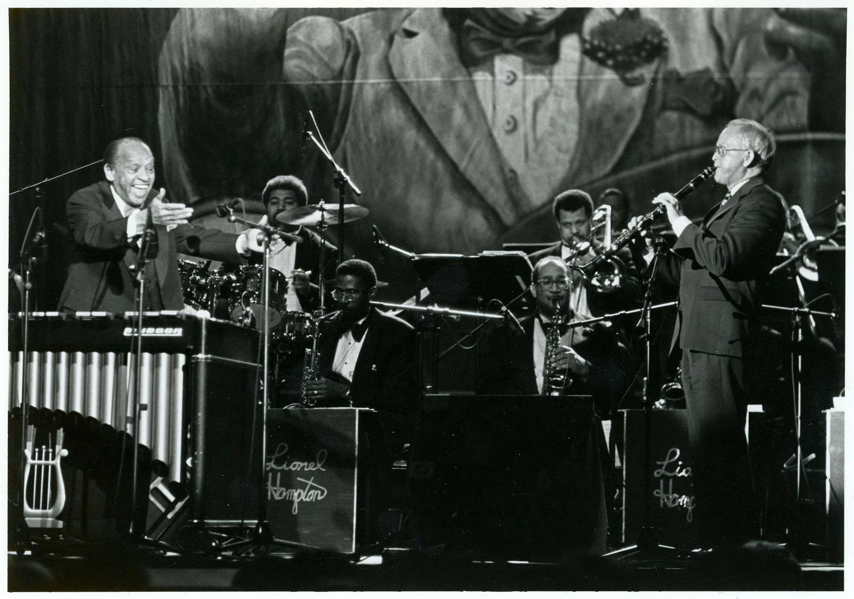 Lionel Hampton and his New York Big Band