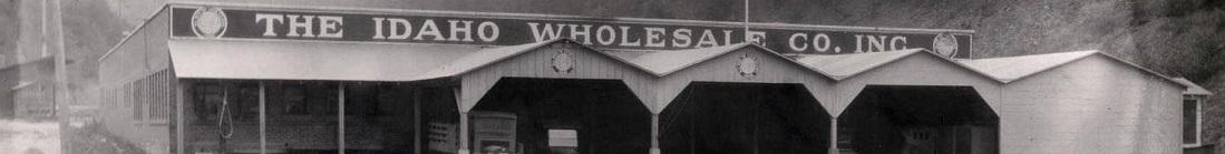 1925 photograph of The Idaho Wholesale Co., Inc.
